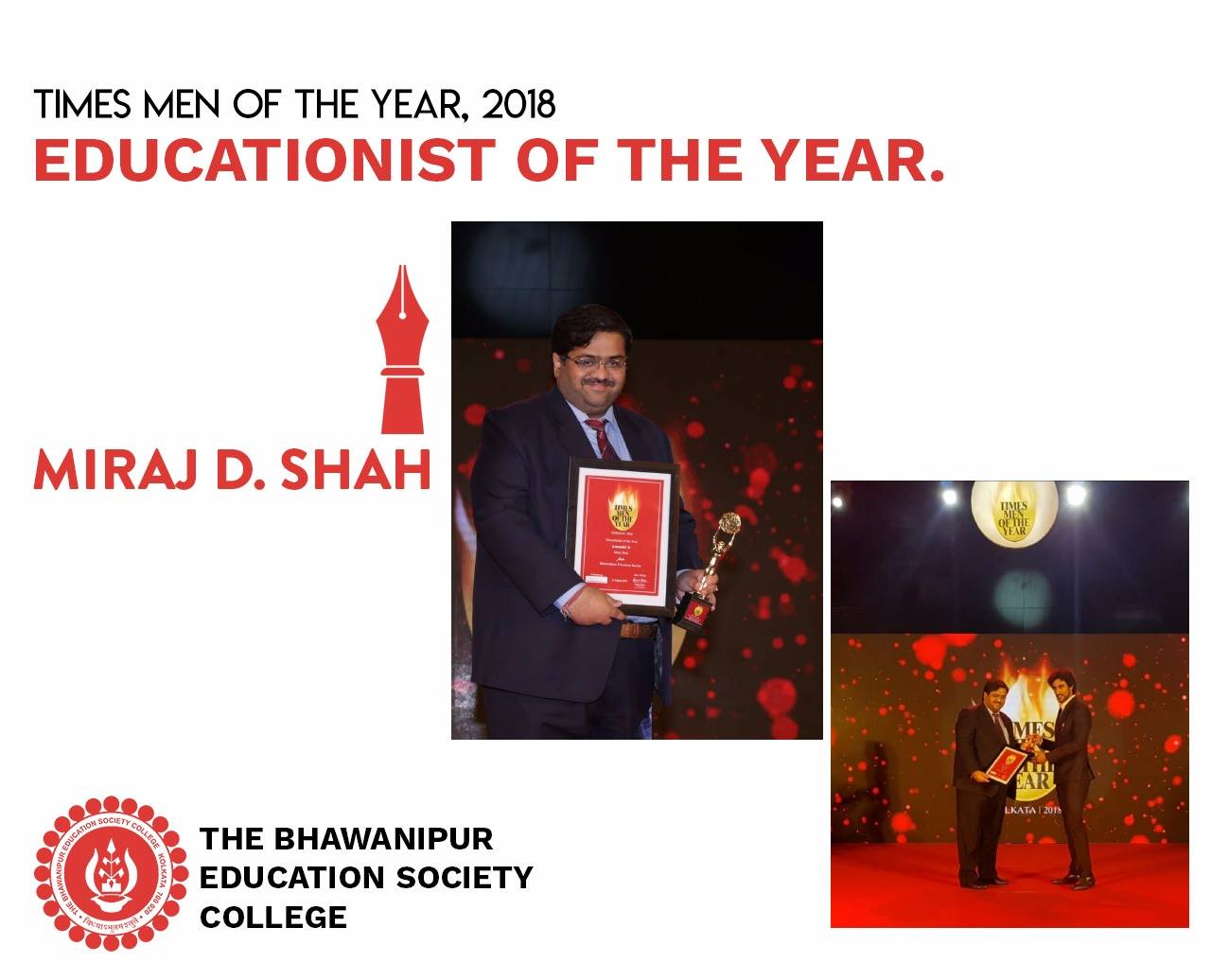 Times Men of the Year-Educationist of the Year-2018