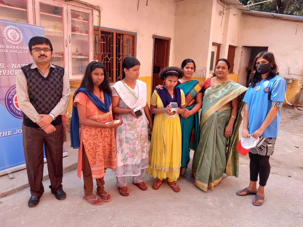 Project Pratidhwani – Audio Books for blind students