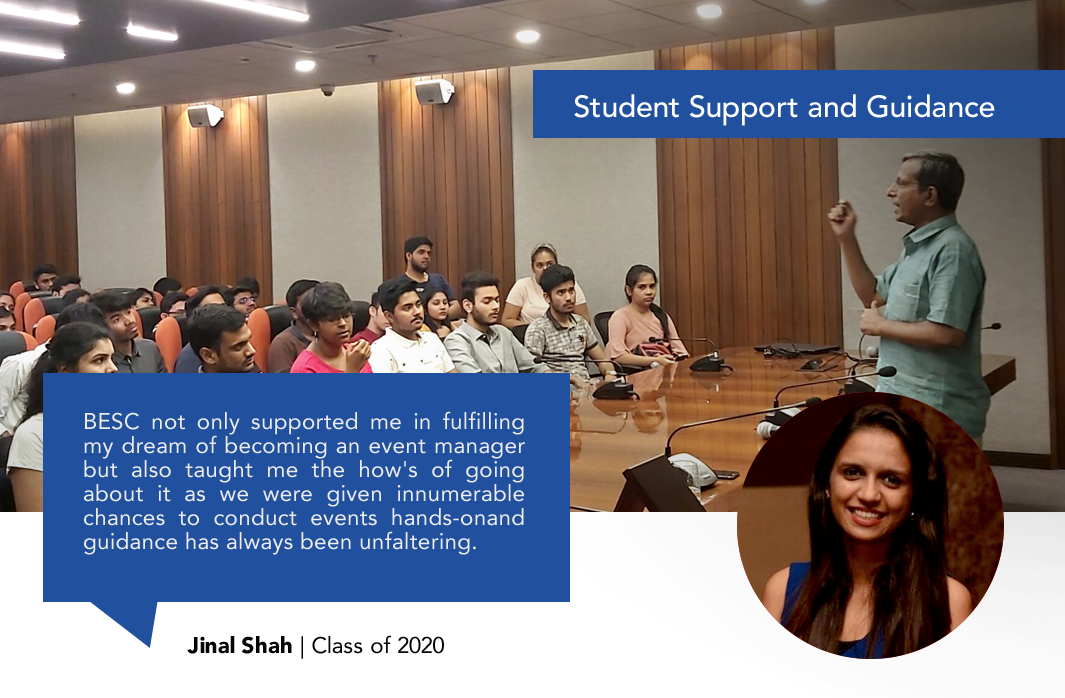 Student Support and Guidance