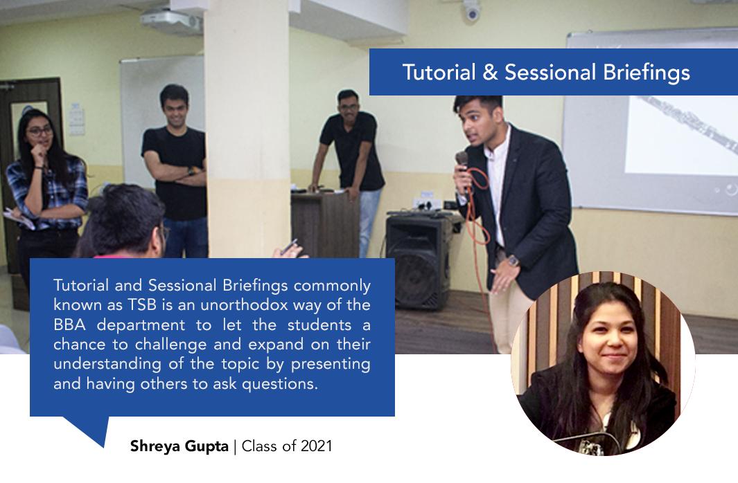Tutorial & Sessional Briefings